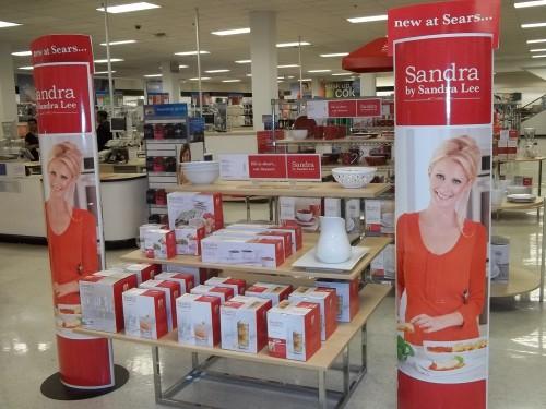 Sears_Sandra Lee products