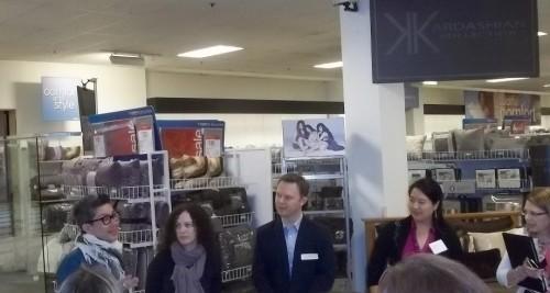 Sears_Merchandising design team