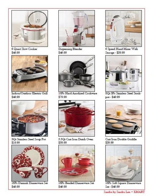 Kmart_Sears product lists