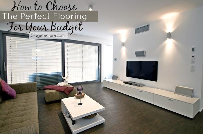 choose perfect flooring budget