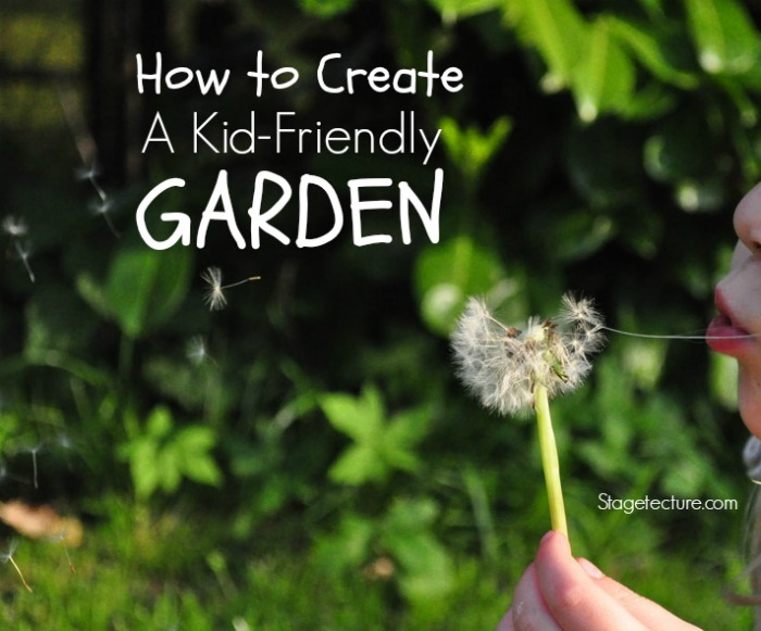 kid friendly gardening tips