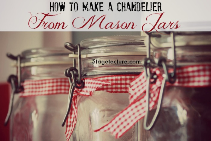 How to make a mason jar chandelier video how to make a mason jar chandelier aloadofball Gallery