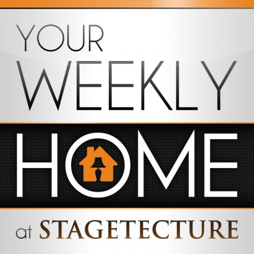 Your Weekly Home at Stagetecture logo
