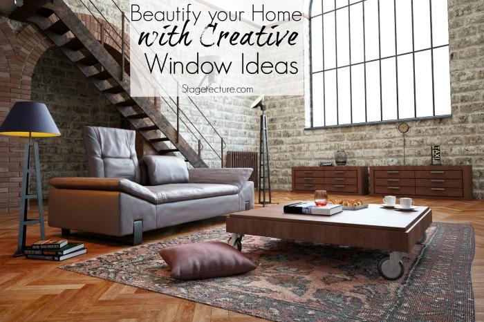 creative window ideas