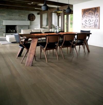 varied grayish tone wood flooring