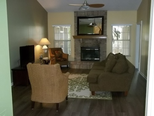 wood floor furnished HomeAdvisor