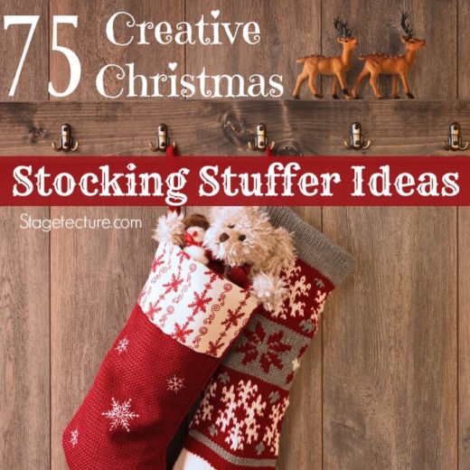 75 Creative Christmas Stocking Stuffer Ideas