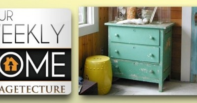 Stagetecture Radio – Saving Money Repurposing Furniture 2.27.13