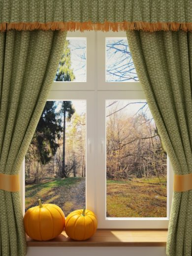Easy DIY Craft: How To Make Your Own Curtains