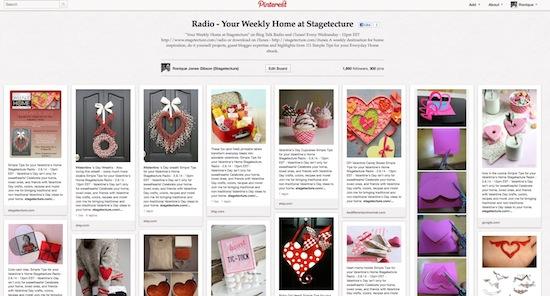 pinterest stagetecture valentines