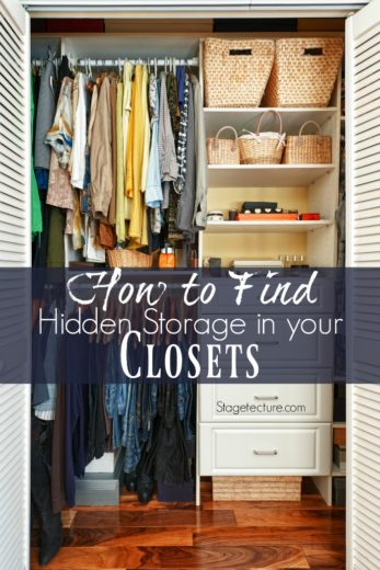 Home Organization: How to Declutter your Closets