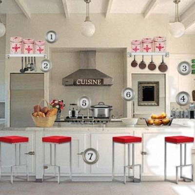 Olioboard Inspiration: Creative Space Saving Kitchen Ideas