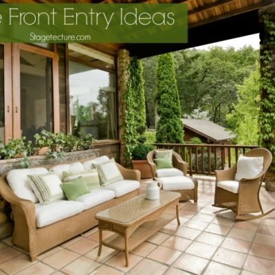 Simple Front Entry Ideas for a Beautiful Outdoor Home
