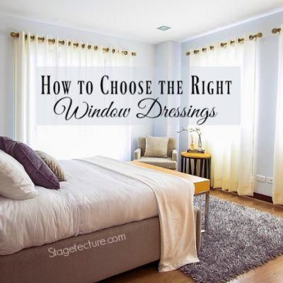 Tips for Choosing Curtains and Window Dressing for your Home