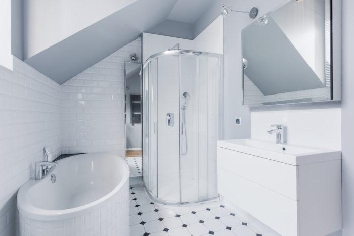 Fresh small bathroom ideas