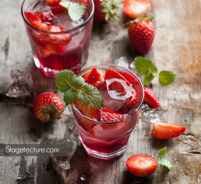 berry red sangria recipes