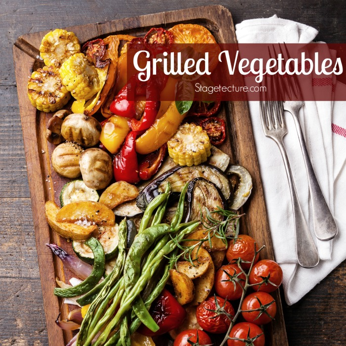 grilled vegetable ideas