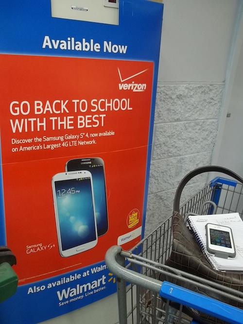 #shop Signage_Walmart Family Mobile _Stagetecture