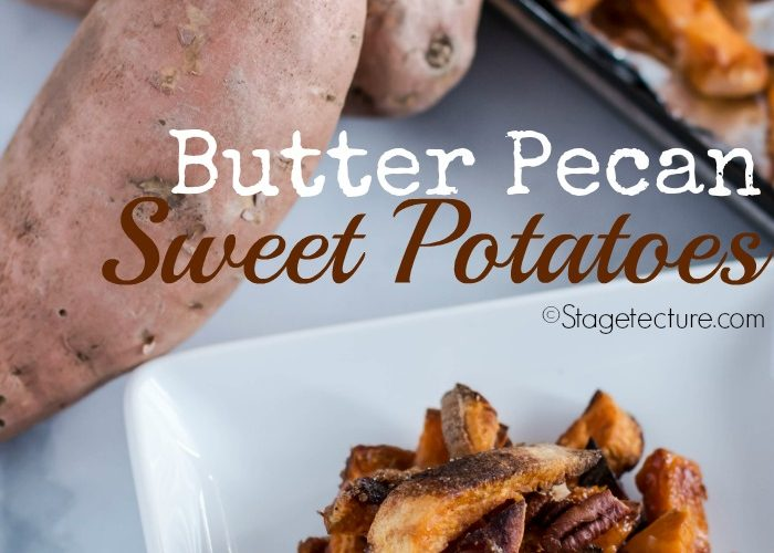 How to Make Butter Pecan Sweet Potato Recipes