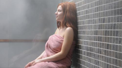 Mr. Steam Relaxes Your Cares Away: #BlogTourLA Highlight