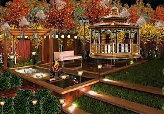 outdoor party lights olioboard inspiration lighting your outdoor this 30225