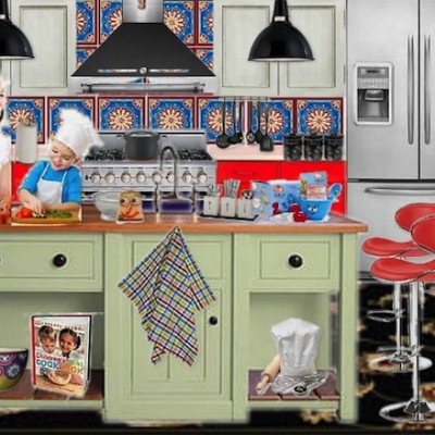 Olioboard Inspiration – Kitchen Creativity: Cooking with Kids