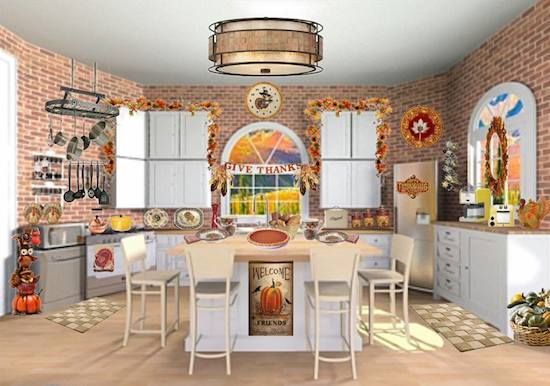Olioboard_Stagetecture_Holiday Kitchen Preparing