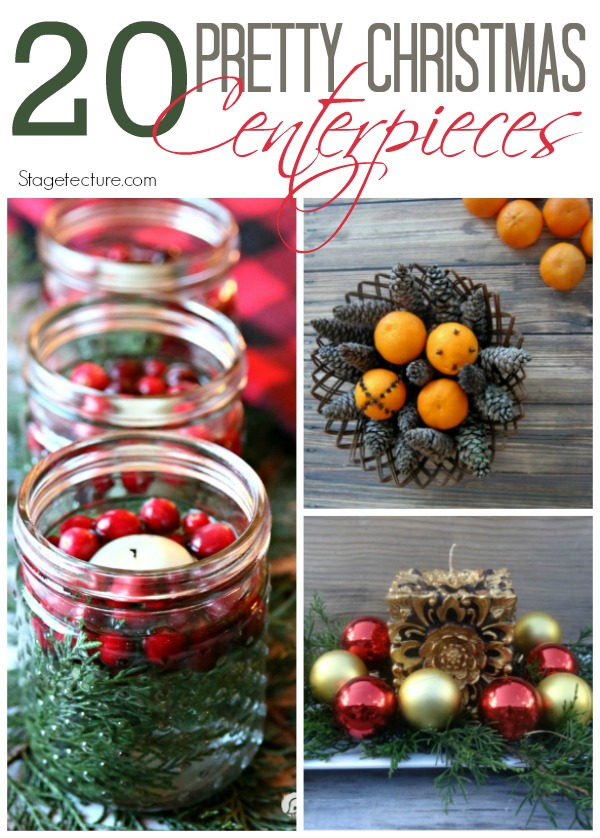 20-christmas-centerpieces ideas dining room