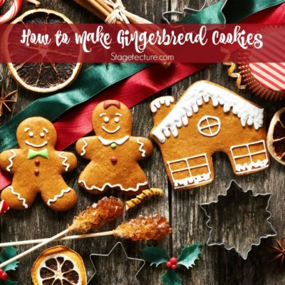 Classic Homemade Gingerbread Cookies Recipe