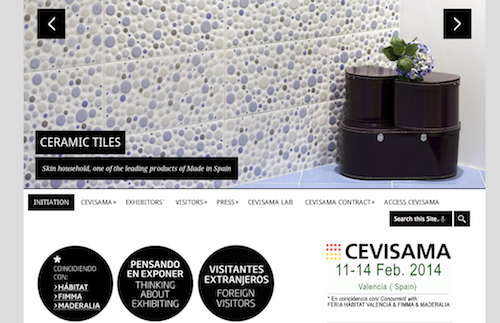 Cevisama Tile Show 2014_Stagetecture