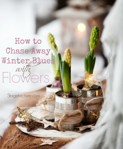 Home Decor: Floral Ideas to Chase Away Winter Blues