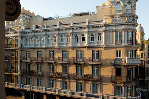 Hotel DelasLetras_Tile of Spain