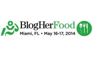 BlogHer Food Logo