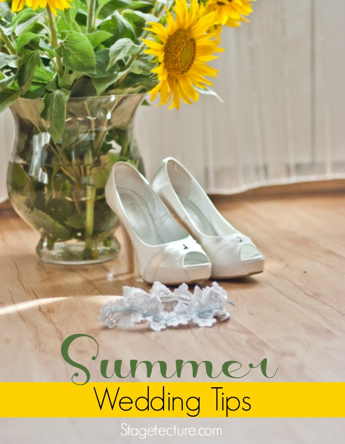 summer wedding_tips