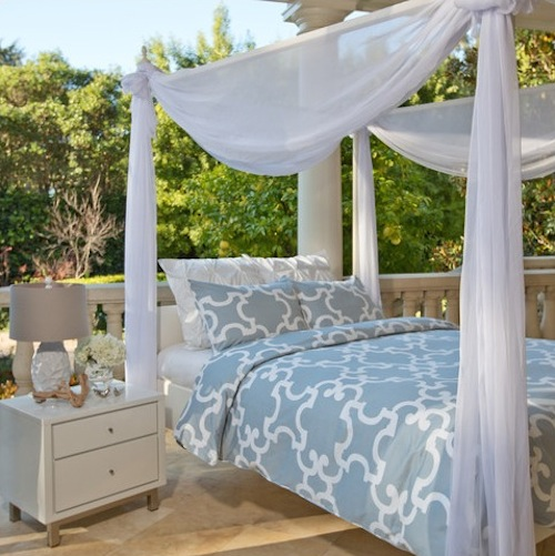 Stagetecture_Crane and Canopy bedding ideas