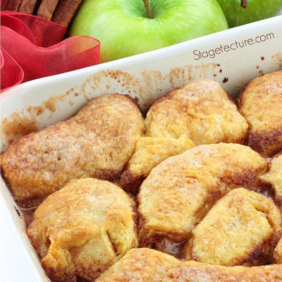 Delicious Apple Dumplings Recipe