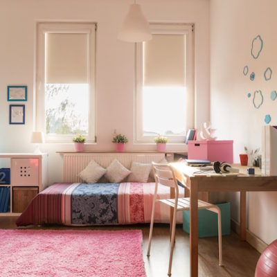 How to Create a Shared Guest Room and Playroom
