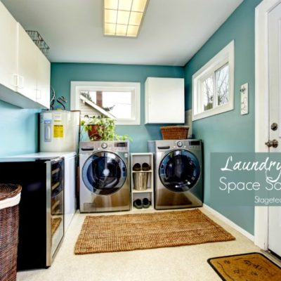 Simple Laundry Room Space Saving Tips
