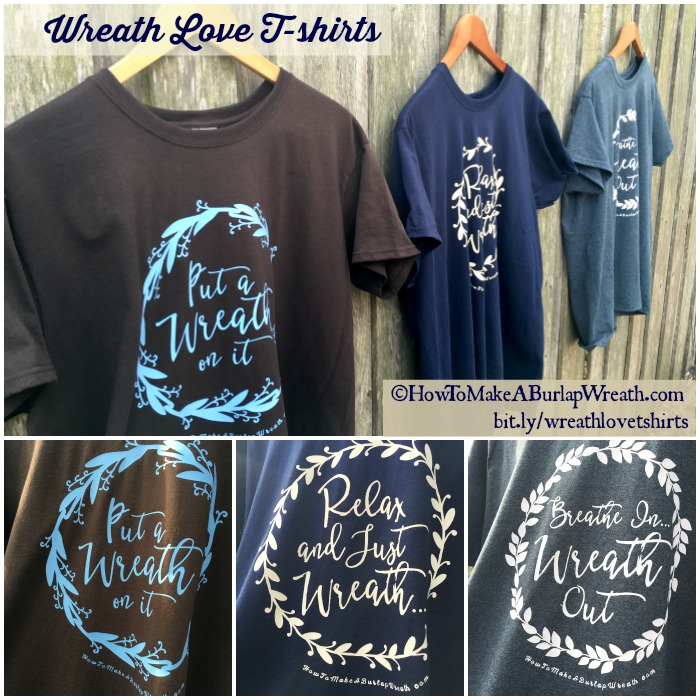 Wreath Love Where to Buy Tshirts