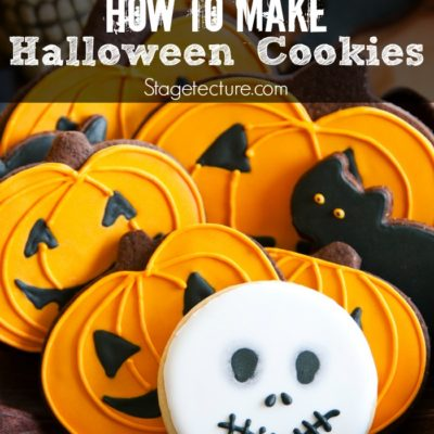 .How Make the Perfect Halloween Cookies Recipe