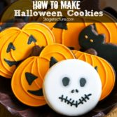 Halloween cookies recipe ideas