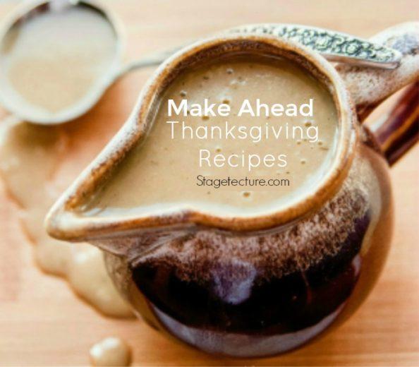 Thanksgiving Dinner: Make-Ahead Turkey Gravy Recipe