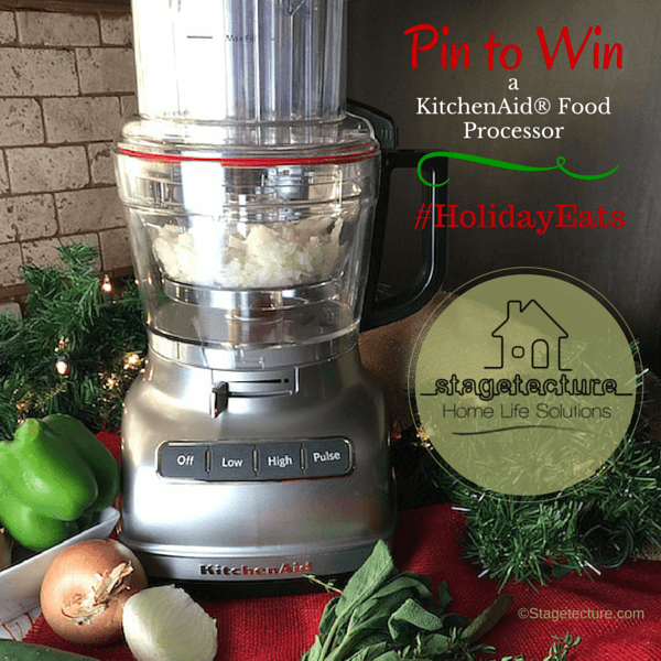 Pin to Win #HolidayEats Giveaway with KitchenAid