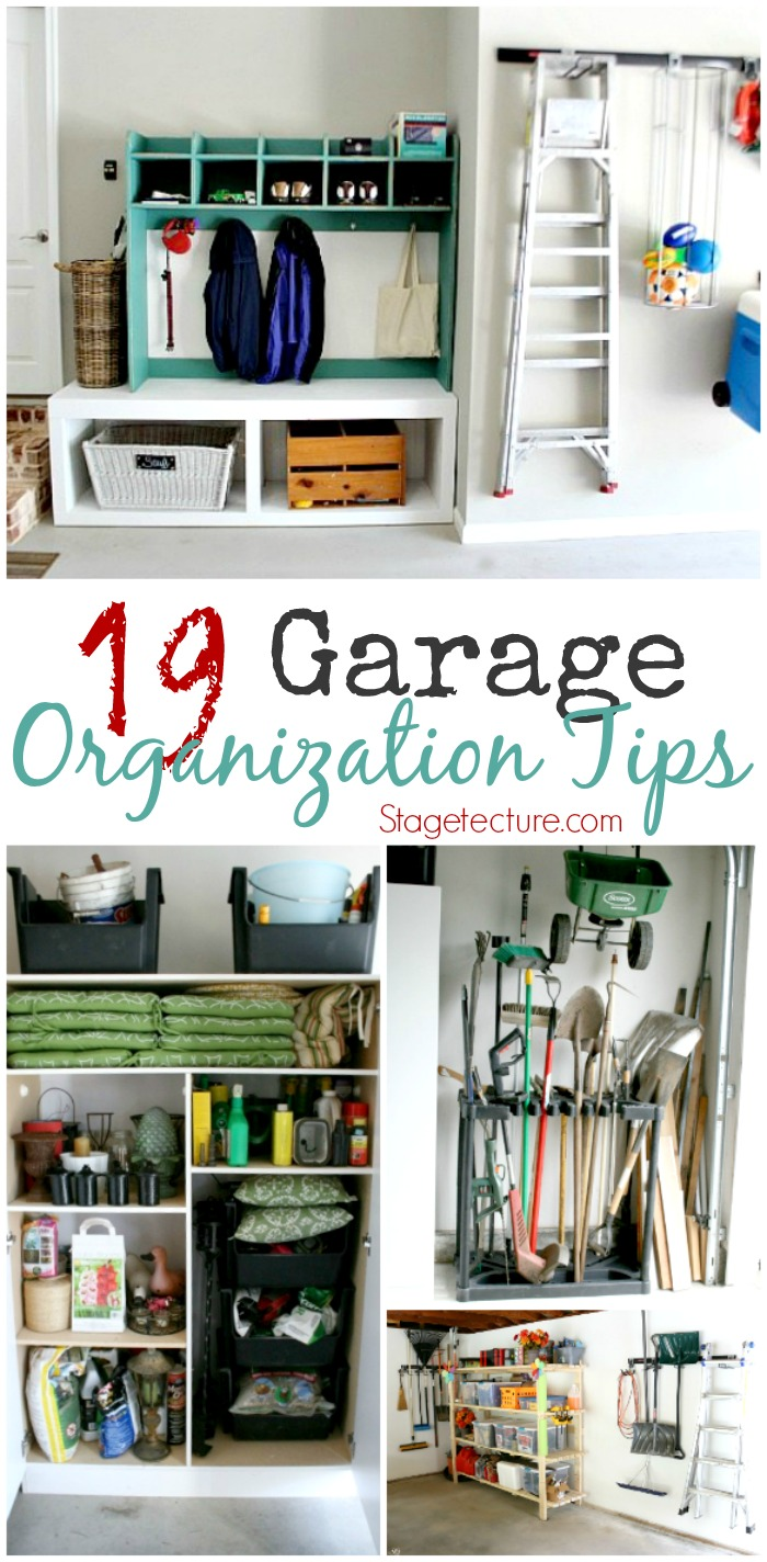 19 Garage Organization Tips To Clear The Clutter 19 Garage Organization  Ideas Disclosure Resources