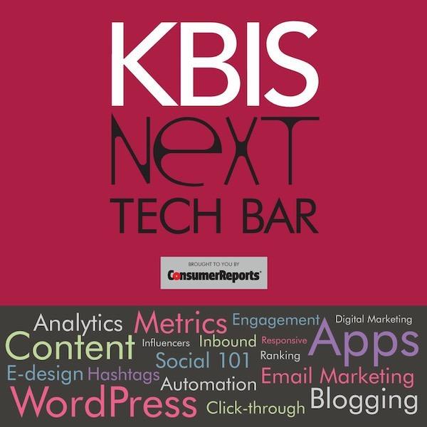 KBIS NeXT Bar