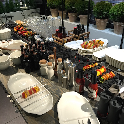 Ultimate BBQ_Stagetecture_Villeroy Boch