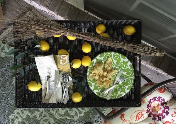 Pier 1 Imports_Garden Party.Lemons Tray