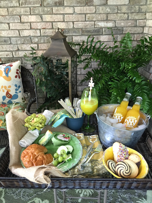 Pier 1 Imports_Garden Party_Tray_Food