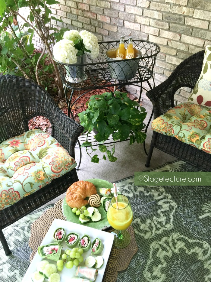 My Garden Party - #SummerofEntertaining with Pier 1 Imports