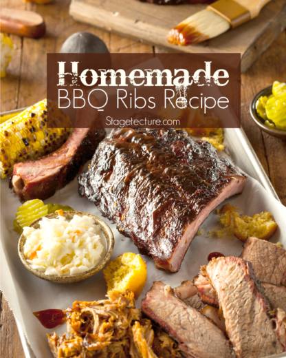 How to Make Homemade BBQ Ribs Recipe